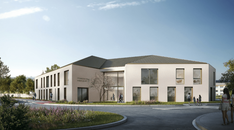 Maisons médicale - Saint-Germain-lès-Corbeil - Les Maisons Medicis