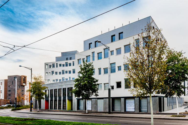 Maisons médicale - Strasbourg - Les Maisons Medicis